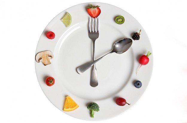 بهترین زمان برای وعده های غذایی