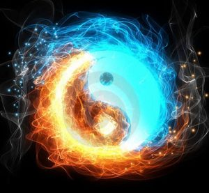 تعادل یین و یانگ