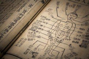 درمان زخم آکنه با طب چینی