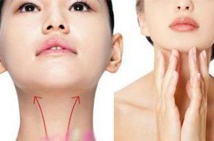 درمان چین و چروک صورت و گردن