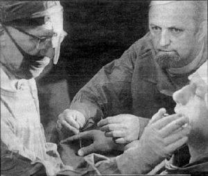 سابقه طب سوزنی در پاریس