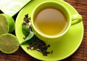 چای سبز سرشار از آنتیاکسیدانها هست
