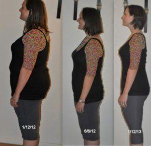 کوچک کردن سینه ها همراه با کاهش وزن و سایز بدن