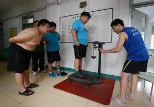 کاهش وزن با استفاده از طب سنتی چینی