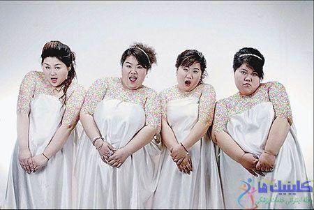 درمان چاقی با طب سوزنی و تعریف چاق بودن و علات انواع چاق شدن در طب چینی
