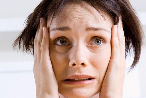 اضطراب و استرس شدید
