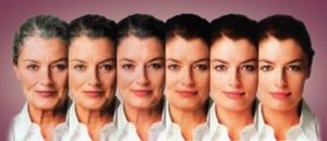 افزایش سن در زنان