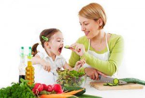 خوردن میوه و سبزیجات