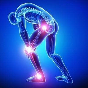 درمان آرتریت مفاصل با طب سوزنی