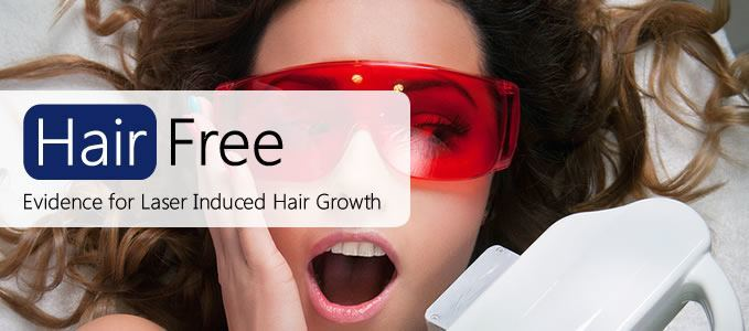 تصویر تناقض زیاد شدن مو بعد از لیزر موی زائد، چرا بعد لیزر موها بیشتر می شود؟