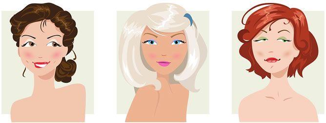 نوع پوست و مو موثر در تعداد جلسات لیزر موهای زائد