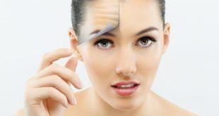چین و چروک پوست با امبدینگ نخ صورت کاهش داشته و در برابر اشعه خورشید محافظت میکند