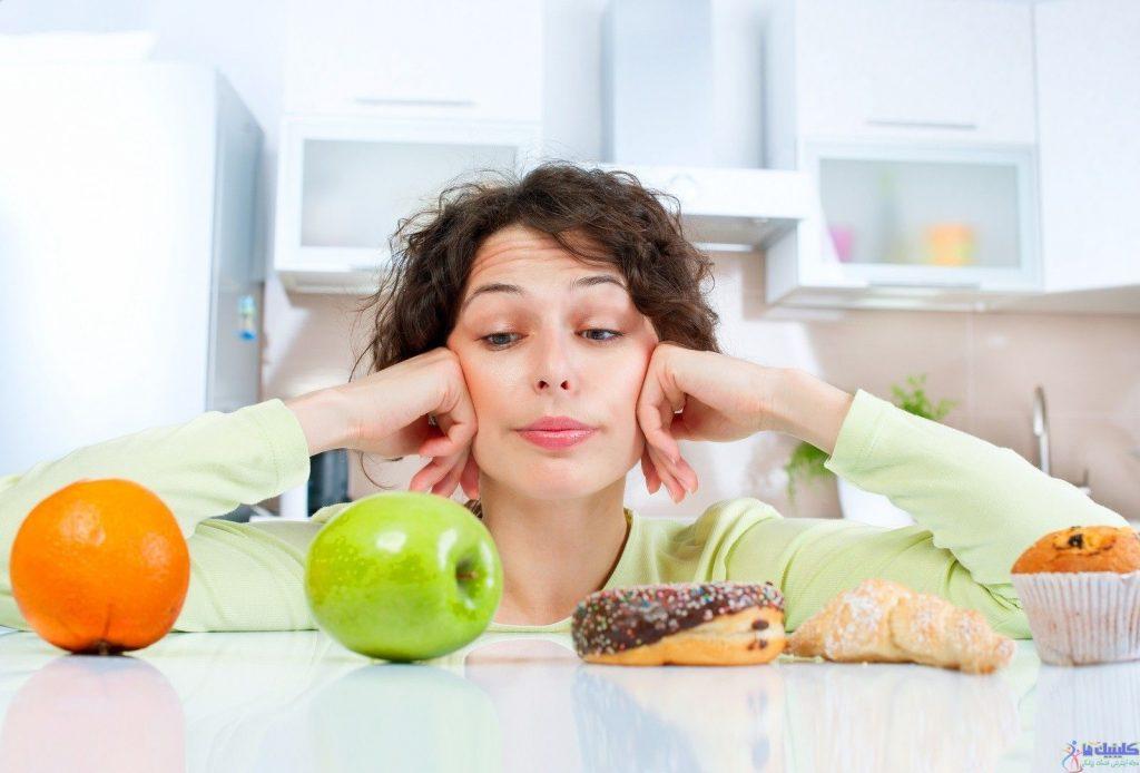 رژیم غذایی لاغری و رژیم لاغری سریع