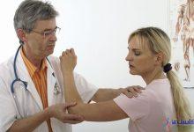 درمان سندروم شانه یخ زده