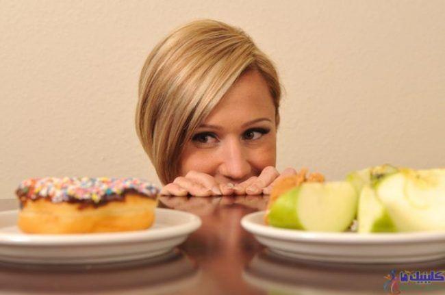جلوگیری از میل زیاد به طعم شیرینی و شوری و مصرف آنها با طب سوزنی