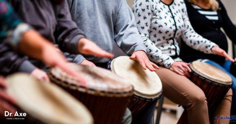 احتیاط هال لازم برای موسیقی درمان سالم