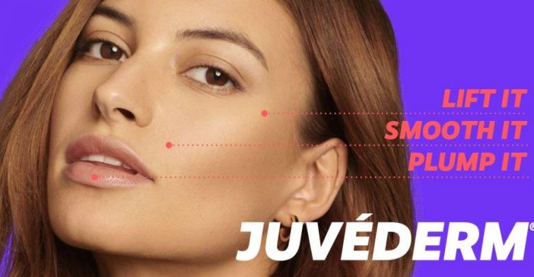 تصویر درباره تزریق ژل ژوویدرم Juvéderm و اثرات زیبایی صورت آن بدانید