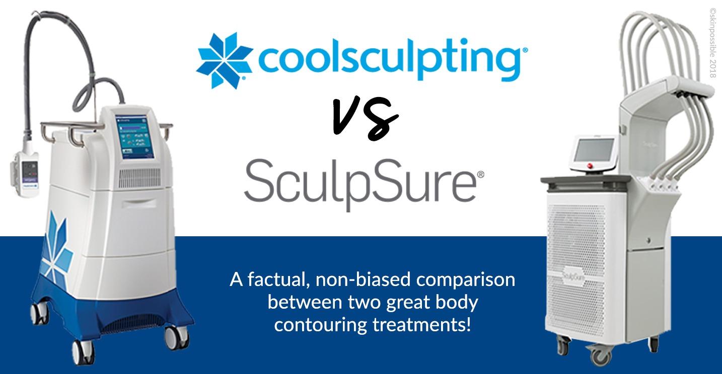 تفاوت نتايج كاهش چربی بدن با ليزر اسکالپشور در برابر انجماد کول اسکاپتینگ