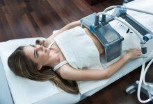 تصویر دستگاه وَنکوئیش برای کاهش پهلوها، صاف کردن شکم و لاغر شدن ران پاها