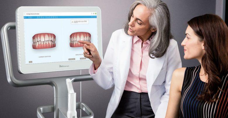 اسکنر دهانی دیجیتال iTero در دندانپزشکی مدرن-آنچه باید بدانید