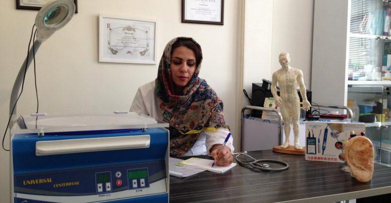 دکتر لیلی هاشمی- طب سوزنی لیزری برای درمان درد و بیماری، زیبایی بدن و پوست