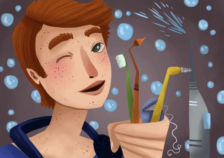 نحوه مراقبت ایمپلنت دندان پس از جراحی: روشهای خانگی و حرفهای