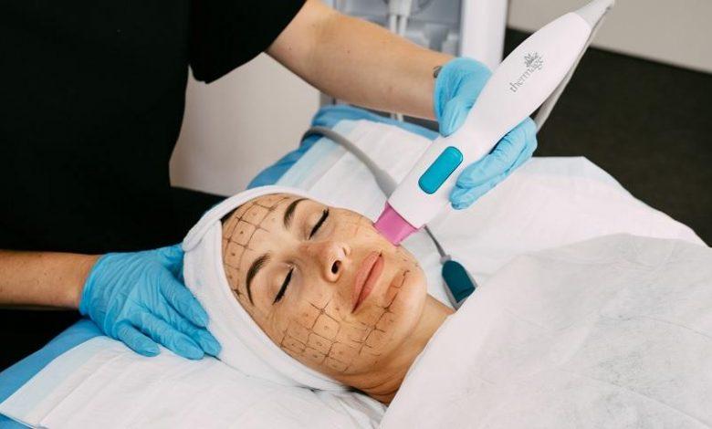 اثرات آر اف ترماژ برای جوانسازی پوست-آنچه باید بدانید!؟