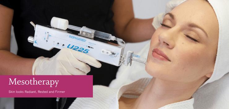 تزریق مزوتراپی از درمان ریزش موی سر تا غبغب : آن چه باید بدانید