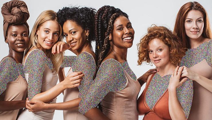 تصویر راهنمای لیزر موهای زائد موثر و ایمن برای رنگ پوستهای بور، متوسط و عمیق