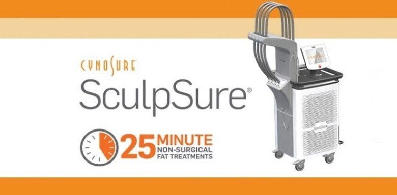 اسکالپشور الان برای درمان 5 ناحیه از بدن مجوز دارد.